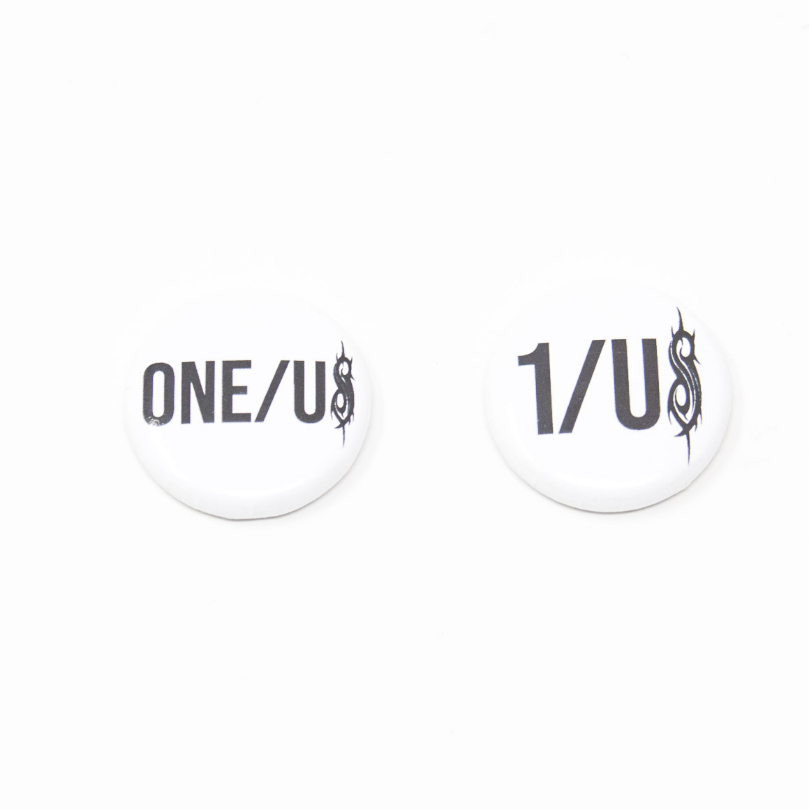 One/US Button Set